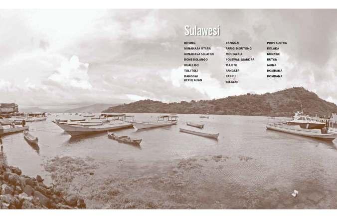 Profil Kawasan Konservasi Perairan, Pesisir dan Pulau-pulau Kecil - SULAWESI (2015)